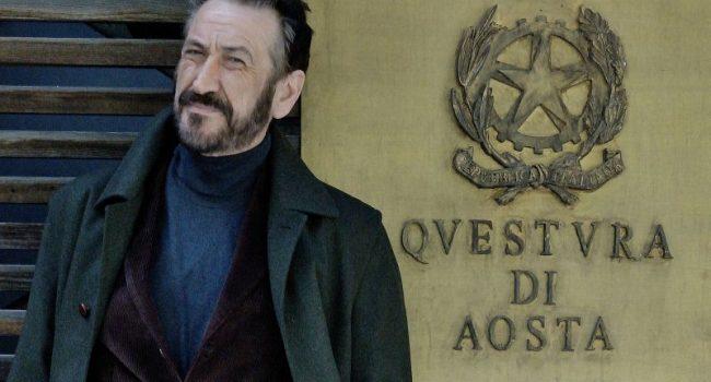 """Torna Rocco Schiavone, Giallini """"Siamo simili"""""""