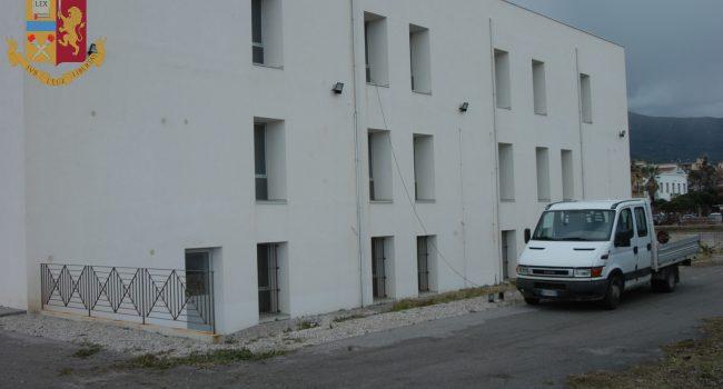 Sant'Agata di Militello, nuova sede per la polizia