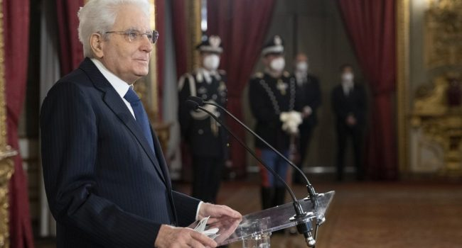 """Mattarella """"Tra Italia e Usa legame profondo per libertà e democrazia"""""""