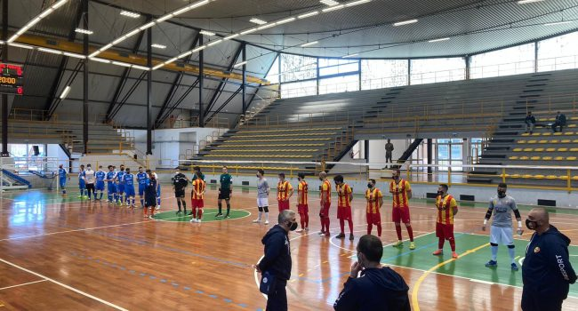CALCIO a 5 – Pgs Luce Messina chiude a Catanzaro con una sconfitta