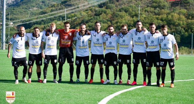 CALCIO SERIE D – Acr Messina sul doppio vantaggio esterno. Football Club cala il tris nel derby