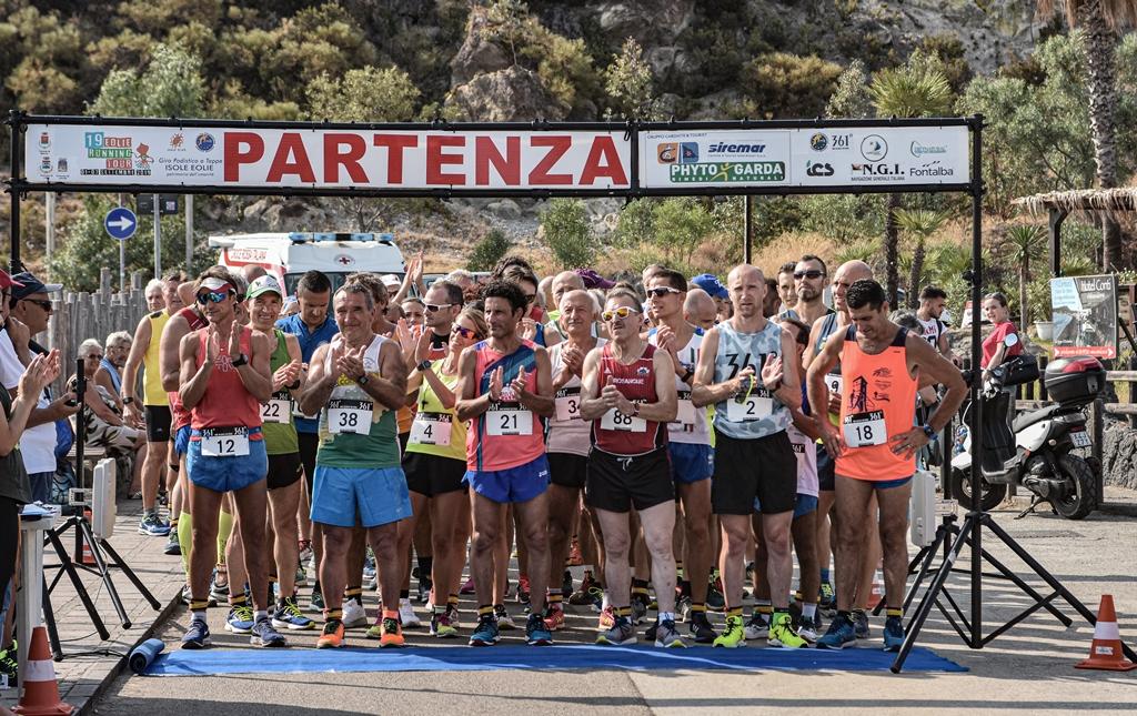 """ATLETICA LEGGERA – Posticipato al 2022 il """"20° Giro podistico delle Isole Eolie"""""""