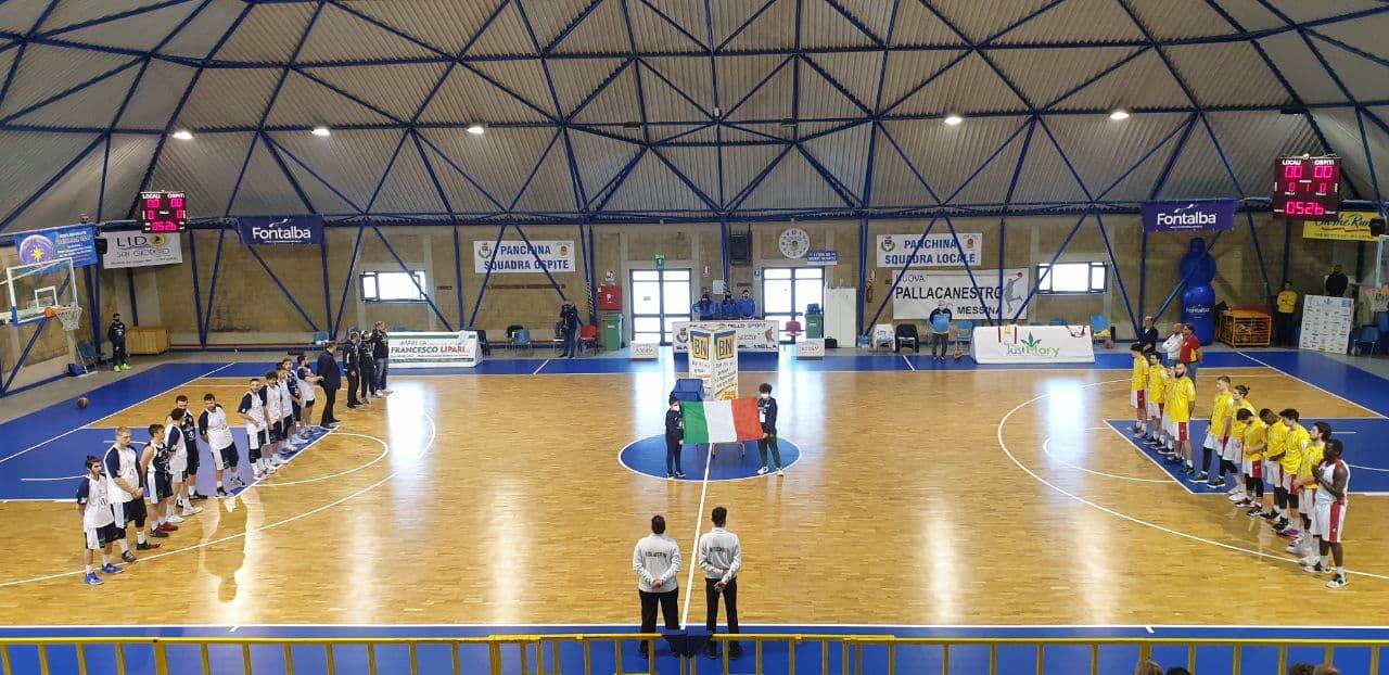 BASKET – JustMary Messina conquista col Milazzo l'ottava vittoria del torneo