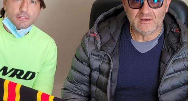 CALCIO – L'Acr Messina ingaggia l'attaccante Evangelista Cunzi
