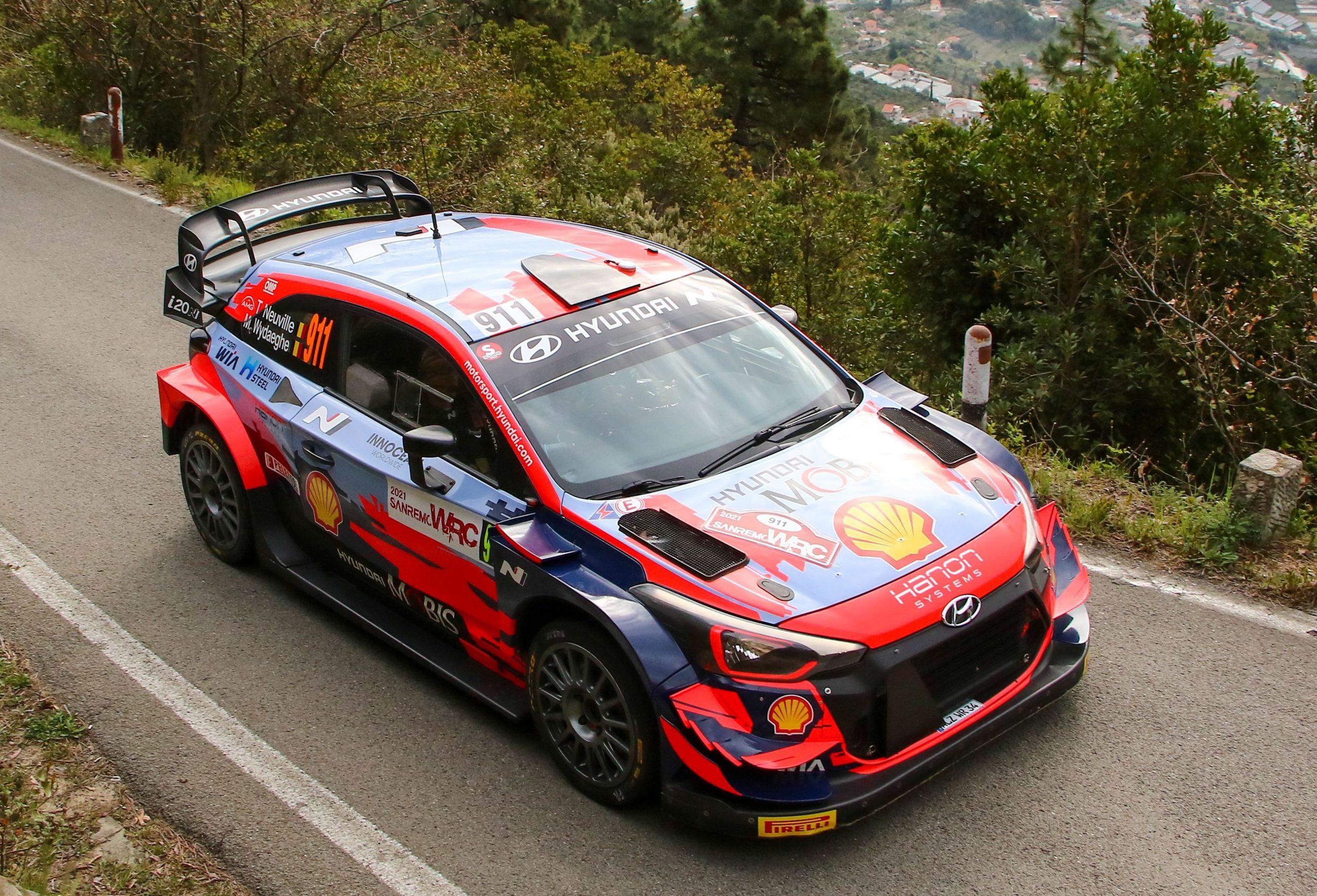 RALLY – 105^ Targa Florio: sapore mondiale con la presenza di Hyundai Motorsport