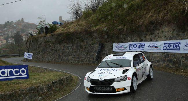RALLY – I messinesi Andrea e Giuseppe Nucita dominano il 68° rally di Sanremo