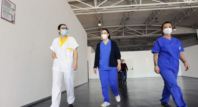 OCSE, in Italia il numero degli infermieri è inferiore alla media ue