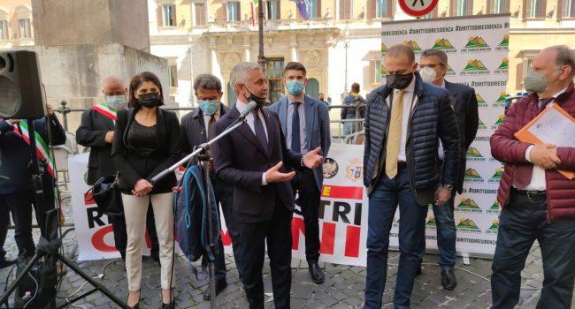 """Zone Franche Montane, Germanà: """"La Lega sta con i sindaci siciliani"""""""