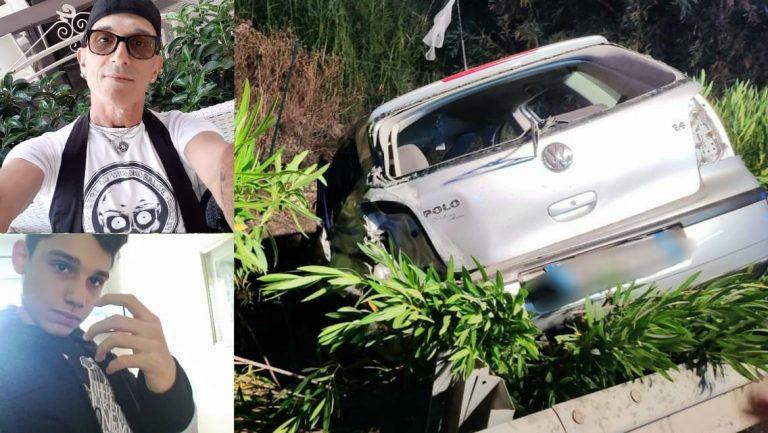 A18, due morti e 4 feriti tra Giardini e Fiumefreddo
