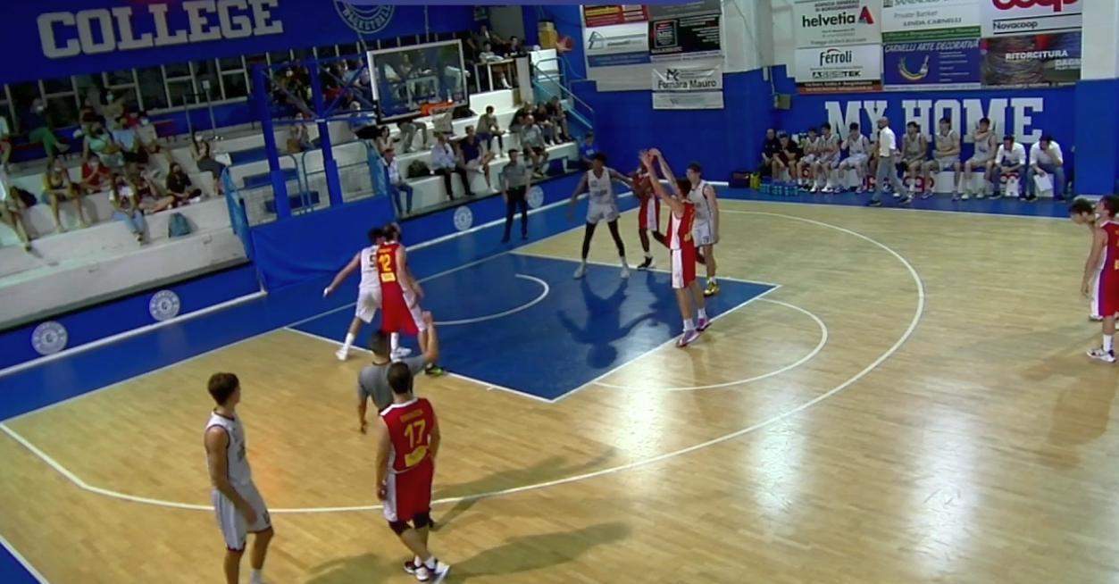 BASKET – JustMary Messina, pesante sconfitta a Borgomanero in gara 1