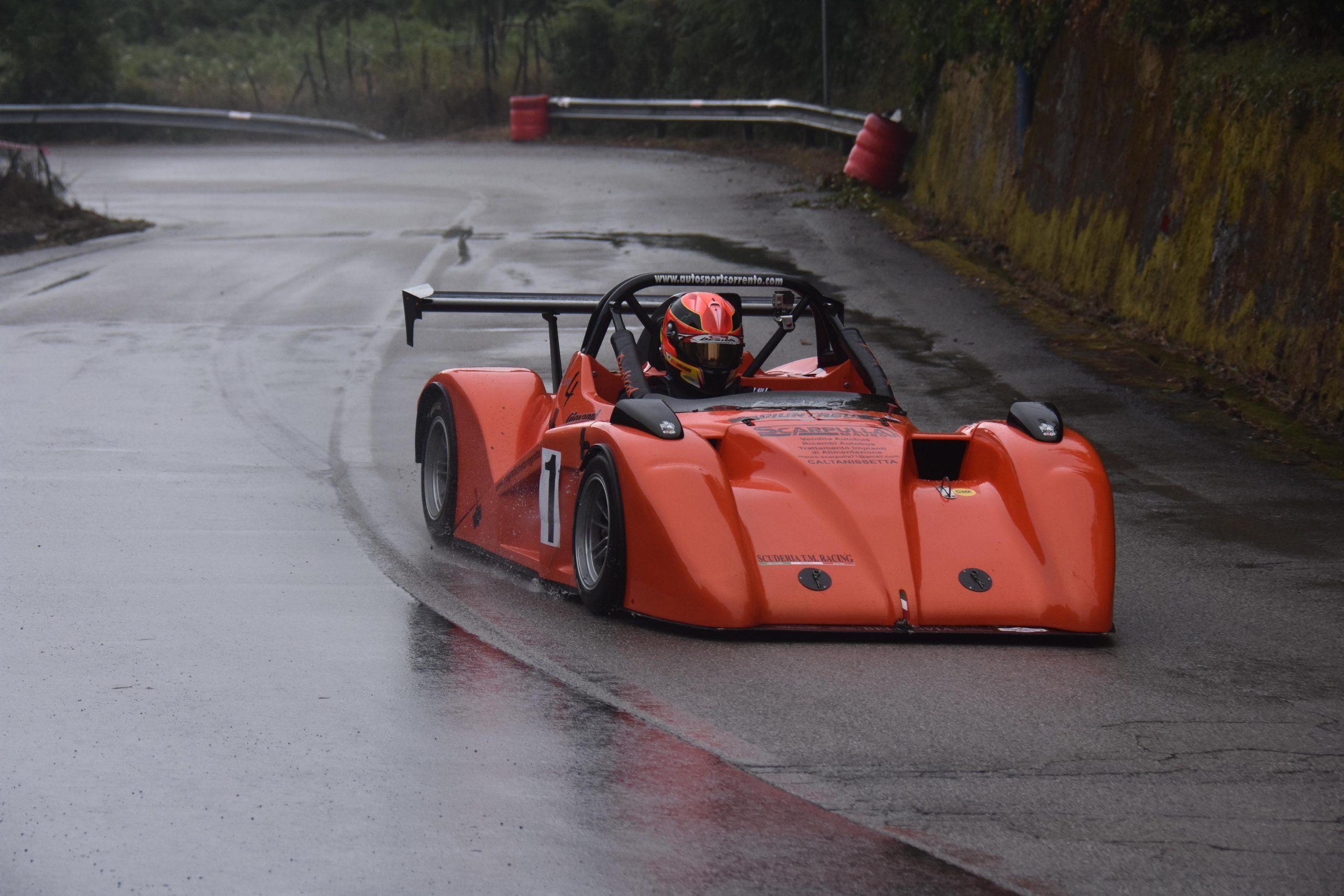 SLALOM – Alessio Truscello si aggiudica il 2° Slalom di Castell'Umberto