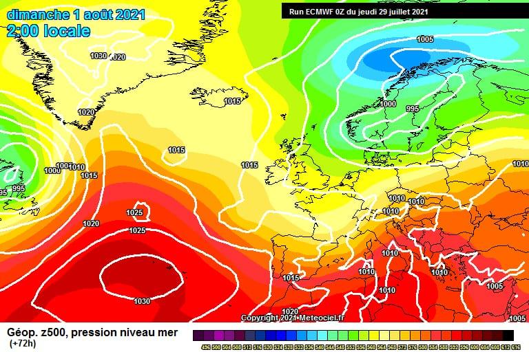 Meteo weekend: temperature in aumento ma senza picchi record