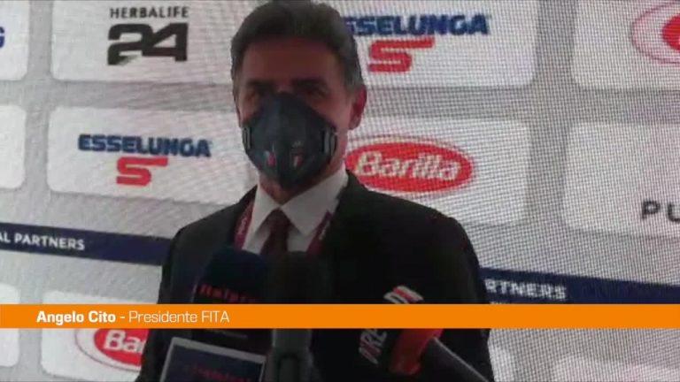 """Cito: """"Per Dell'Aquila e Alessio punto di partenza"""""""