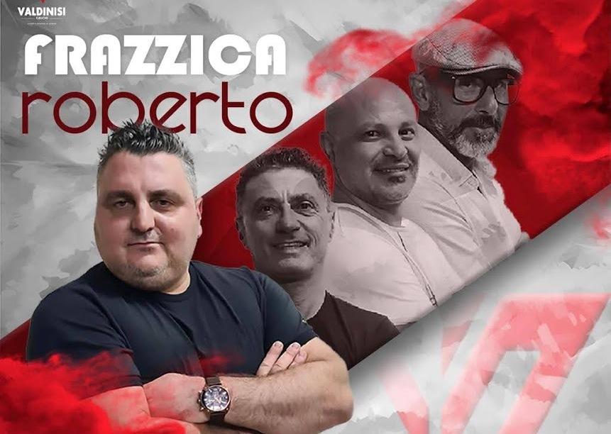 """La Valdinisi riparte dal """"deb"""" Roberto Frazzica"""