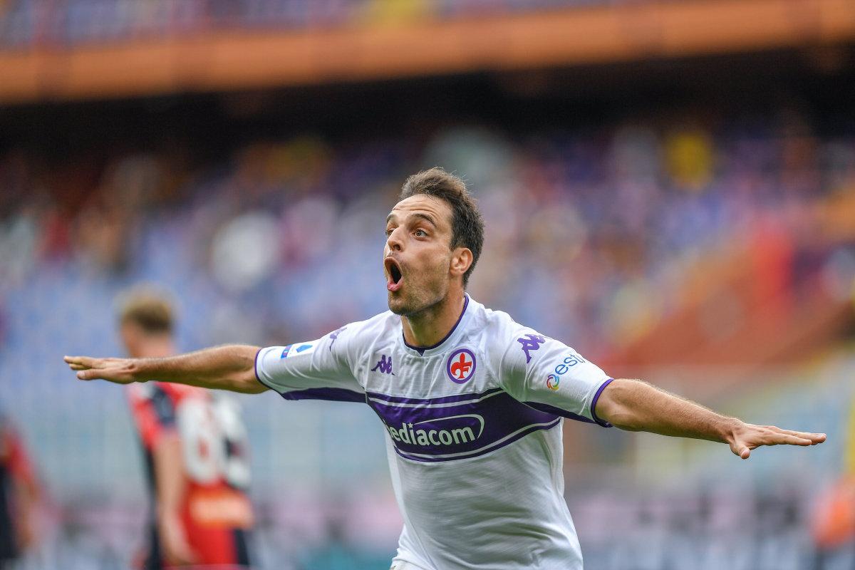Terza vittoria di fila per la Fiorentina, Genoa ko 2-1