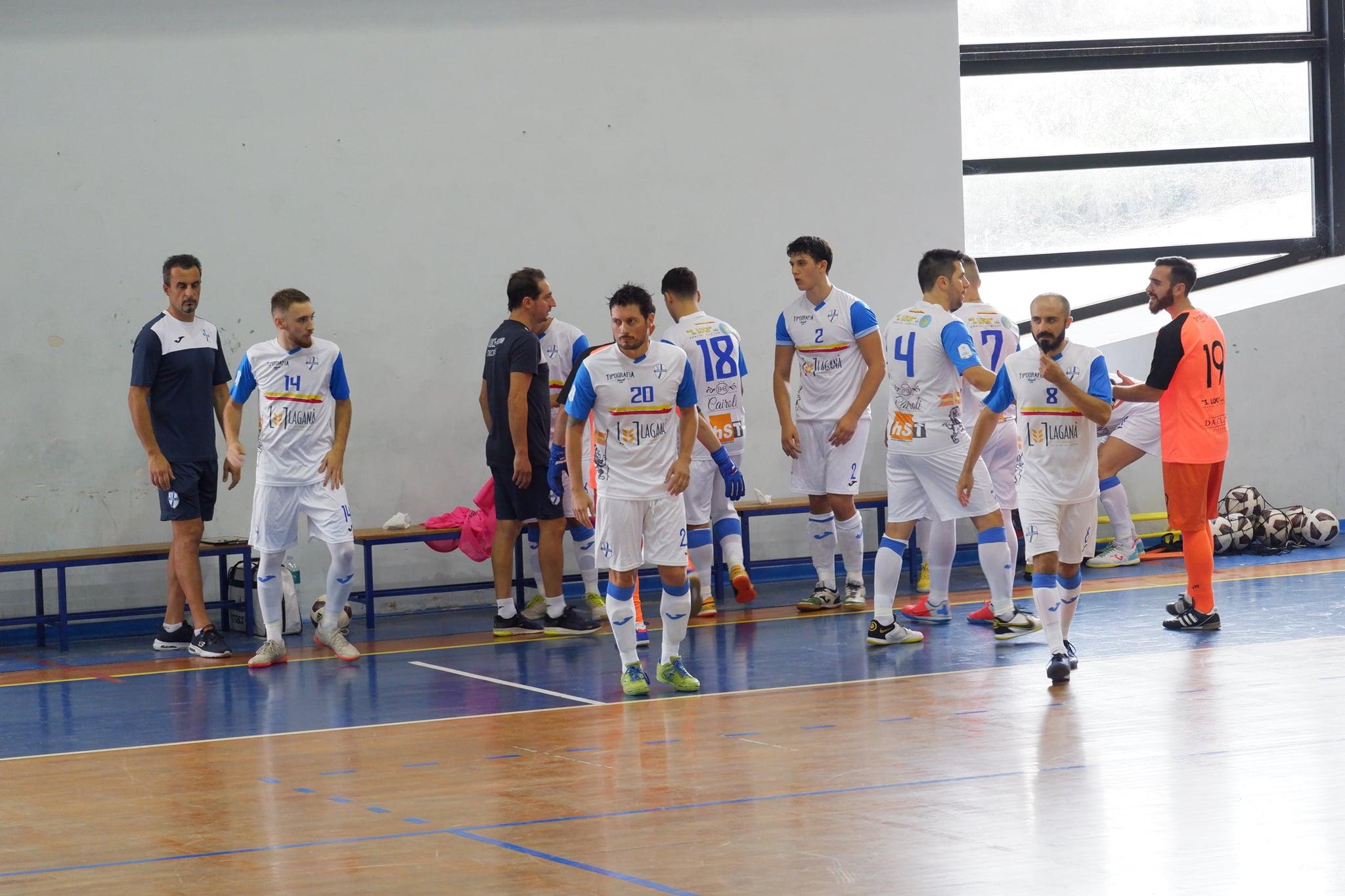 CALCIO a 5 – Pgs Luce Messina, esordio vincente in casa col Soccer Montalto